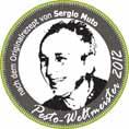Das beste Pesto der Welt Pesto-Weltmeister 2012