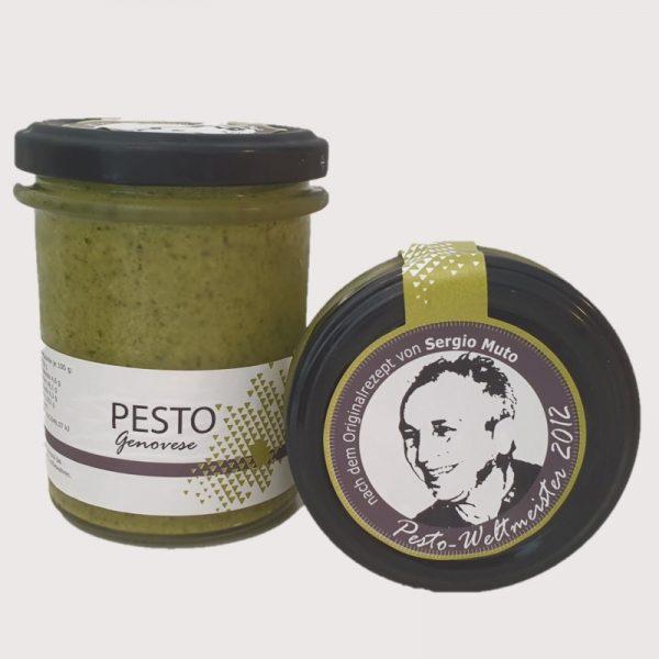 Pesto Genovese Weltmeister Pesto 180 g