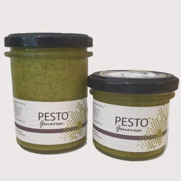 Pesto Genovese Weltmeister Pesto 180 g 85 g