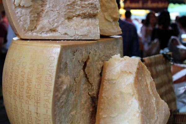 Parmigiano Reggiano, Parmesan, Parmesankäse, Parmigiano