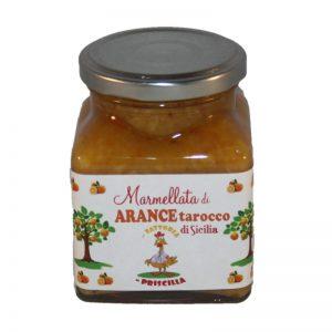 Marmellata di arance tarocco, Blutorangenmarmelade