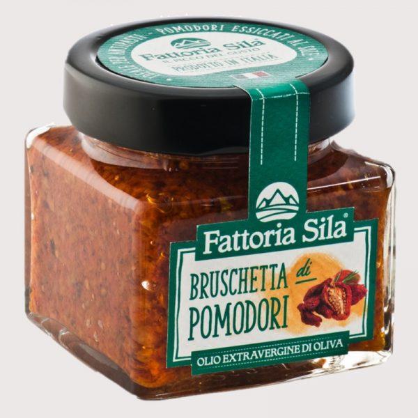 Bruschetta Pomodori - Tomatenbruschetta