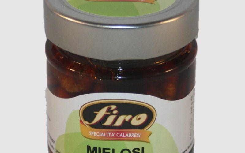 Mielosi Feigen mit Rum in Honig
