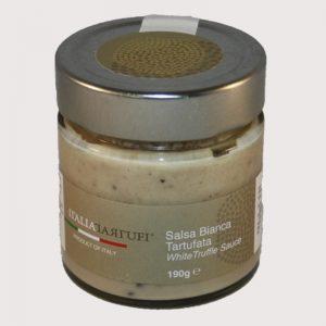 Salsa Bianca Tartufata - Weiße Trüffelsalsa 190 g