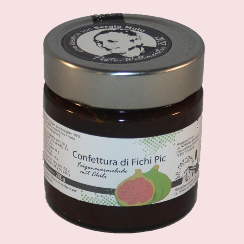 Confettura di Fichi Pic(cante)