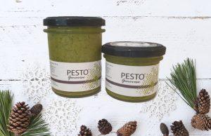 Pesto für Weihnachten