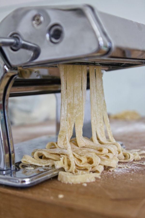 Pasta herstellen