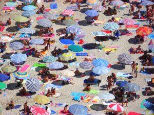Strand Beach Tropea