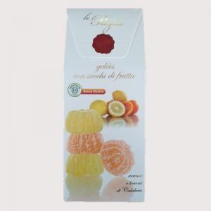 Le Preziose Geleepralinen Orange Zitrone