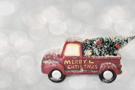 Adventskalender Merry Christmas