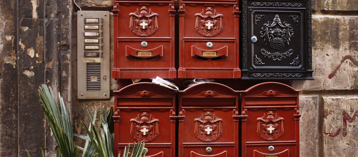 Briefkasten Newsletter