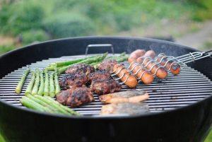 Grillen EM Barbecue